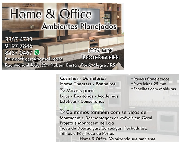 Home & Office Ambientes Planejados