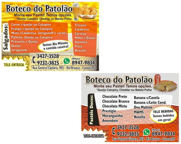 Boteco do Patolão