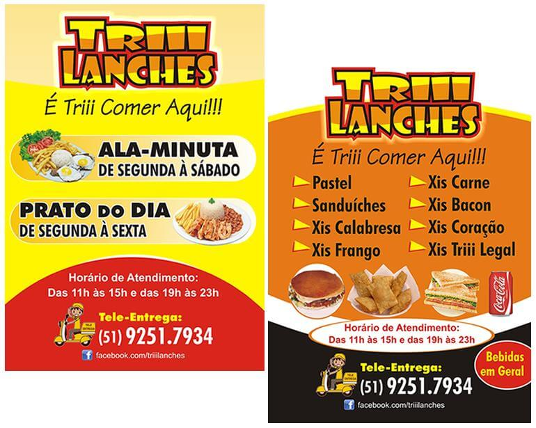 Trii Lanches