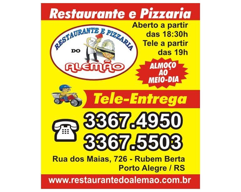 Restaurante do Alemão